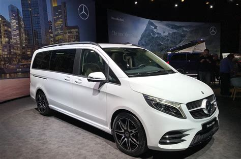 New 2019 Mercedes-Benz V-Class MPV gains more power | Autocar