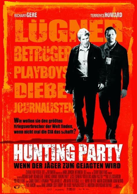 Hunting Party - Film