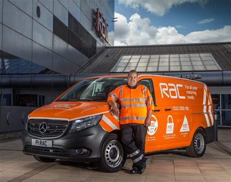 RAC takes delivery of first right-hand drive model from