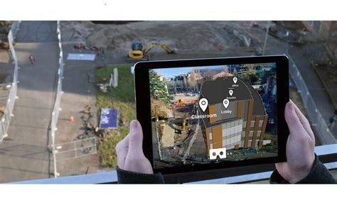 Augmented Reality App for Construction Visualization
