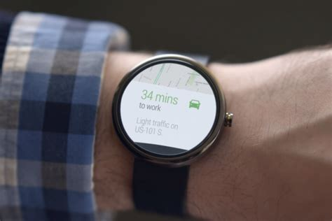 Google Android Wear: The Top 10 Features Of The New