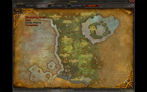 Overview - ZoneLevelInfo - Addons - Projects - WoW CurseForge