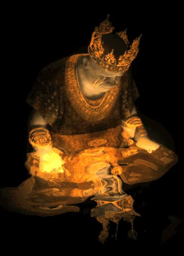 King Midas Animation GIF by davestrick - Find & Share on GIPHY