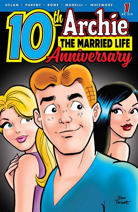 Get a first-look preview of Archie: The Married Life 10th