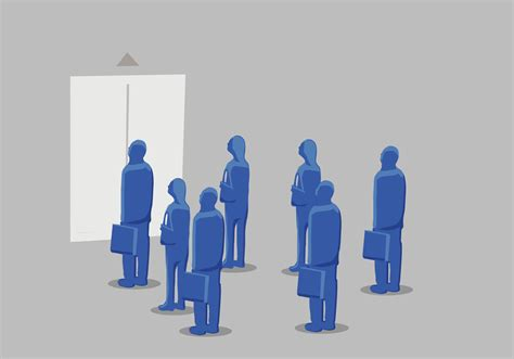 Funny GIFs Illustrate How To Practice Elevator Etiquette