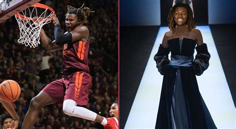 How Virginia Tech Basketball Players Would Look on the Runway